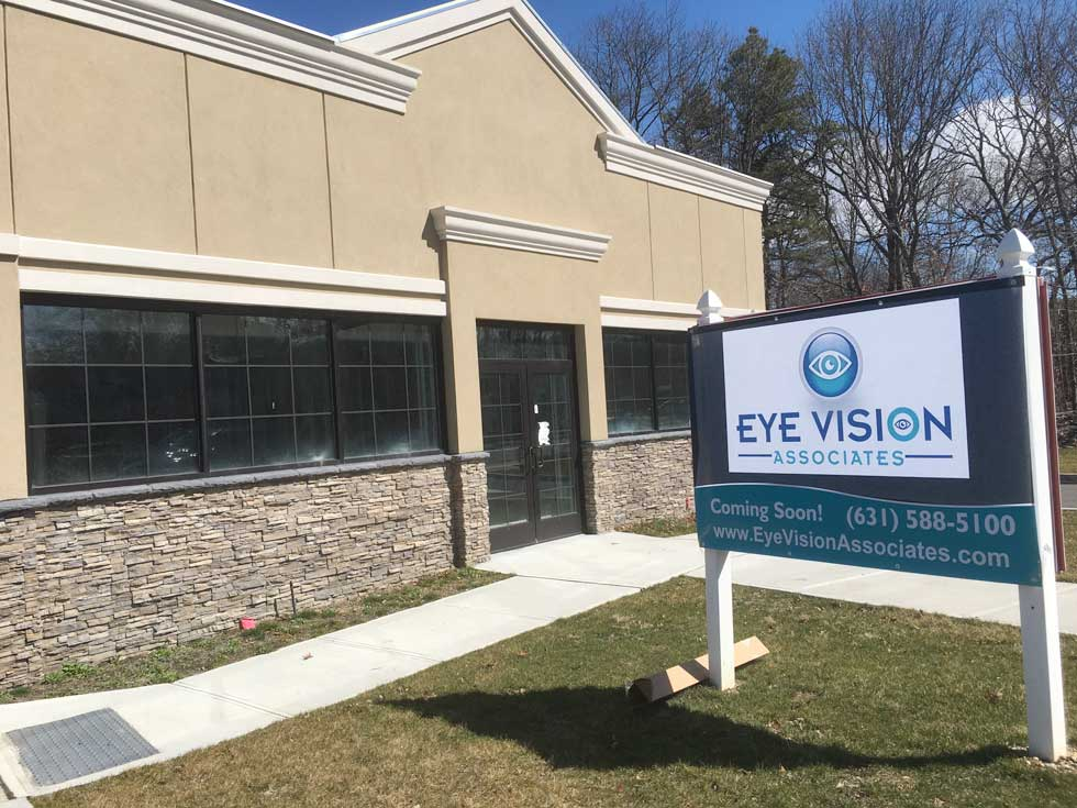 Eye vision associates in Nesconset